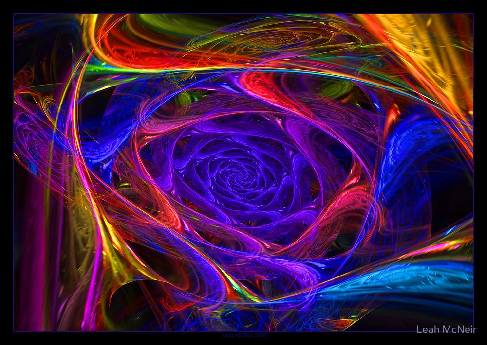 animated rainbow heart